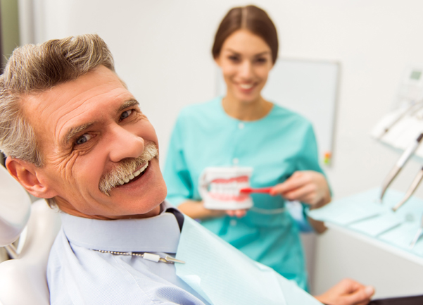 Why Might Dentures & Partials Be Needed